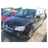 2013 DODGE GRAND CARAVAN 2C4RDGBG1DR543917