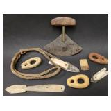 COLLECTION OF INUIT TOOLS
