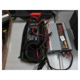 Inverter and volt meter