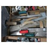 Box of trowels
