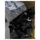 Box of abs fittings