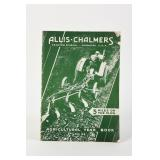 ALLIS-CHALMERS AGRICULTURAL YEAR BOOKLET NO. 33