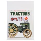 1998 GATEFOLD BOOK OF TRACTORS 36 PULL OUT