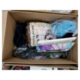 Box Lot of Assorted Merchandise (Retailer Retur