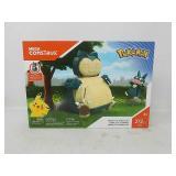 Mega Construx Pokemon Snorlax & Munchlax