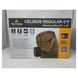 TETON Sports Celsius Regular -18C/0F Sleeping Bag;