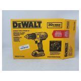 DEWALT DCD771C2 20V Max Lithium-Ion Compact Drill/