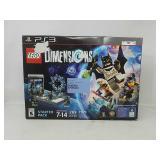 Warner Bros. LEGO Dimensions Starter Pack (PS3- 20
