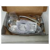 Moen 8707 M-Bition Single-Handle Kitchen Faucet wi