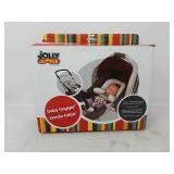 Jolly Jumper 3-in-1 Baby Hugger- Grey