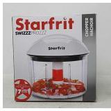 Starfrit 093474 Swizzz Prozzz Chopper- White