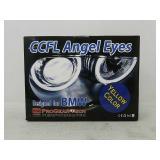 Heavy Duty CCFL Angel Eye Halo Ring DRL 131mm X 4