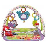 Fisher-Price 3-in-1 Musical Activity Gym- Woodland