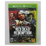 XBOX ONE/XBOX 360 Red Dead Redemption Game of t