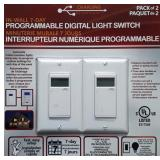 Charging Essentials In Wall 7 Day Programmable