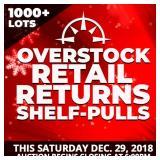 2e0eea03ca4ac Overstock, Retail Returns, Shelf-Pulls - Dec. 29, 2018