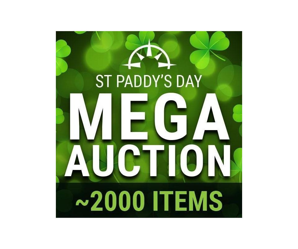 a73ba4245c2 St. Paddy's Day MEGA Auction - Closing Sunday at 12:00 Noon
