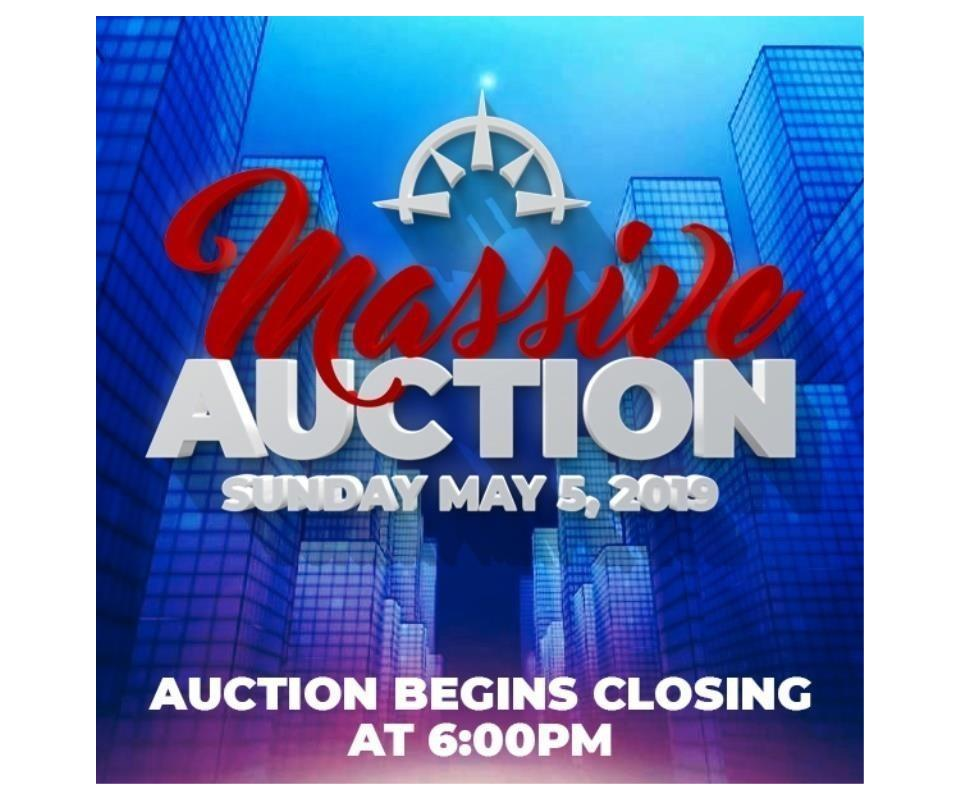 c719bcad843 Massive Online Auction - Sunday May 5, 2019 Over 1000 Lots
