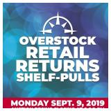 Fabulous Overstock Returns Shelf Pulls Wed Sept 11 2019 Evergreenethics Interior Chair Design Evergreenethicsorg