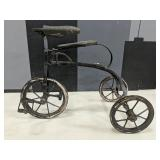 """Miniature Tricycle (15.75"""" long, 8"""" wide, 11.5"""" hi"""