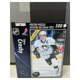 Sidney Crosby New, Sealed 300 Piece Poster Puzzle