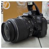 **Slightly Used**Nikon D3100 14.2MP Digital SLR