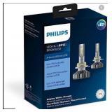 Philips 11972XUX2 White X-tremeUltinon Automotive