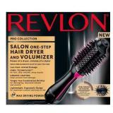 **Slightly Used** Revlon One-Step Hair Dryer & Vol