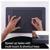 **See Note** Wacom Intuos Pro Pen and Touch Small