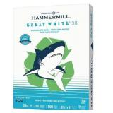 Hammermill Great White 30 Recycled Paper Approxim