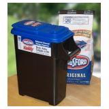 Buddeez Kingsford Kaddy Charcoal Dispenser for 12