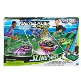 Hasbro Beyblade Burst Turbo Slingshock Cross Colli