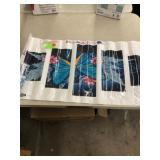 50 Diam And Painting By Num Blue Butterfly Lot Of