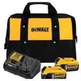 **Gently Used, See Pic** DEWALT 20V MAX* Battery S