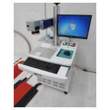 CX-DFM20 Laser Etching Machine
