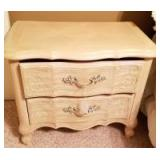 Pair of Two-Drawer Nightstands
