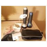 Padlocks; Flashlights; TravelWise Plug/Case