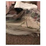 2 queen mattress covers and blanket