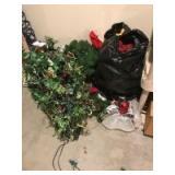 Wreaths & other decor