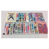 Vigilante- 25 books