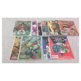 Assorted Comics- 11 books