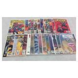 Wolverine- 27 books