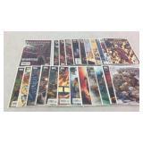 Wolverine- 23 books