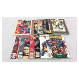Wolverine- 12 illustrated Books