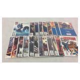 Wolverine- 21 books
