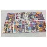 X-Men- 25 books