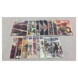 X-Men Legacy- 17 books