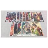 X-Men Legacy- 15 books