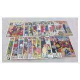 X-Men- 21 books