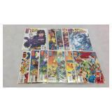 X-Men- 12 books